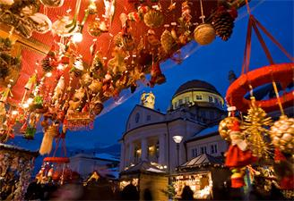 Christmas Market in Meran